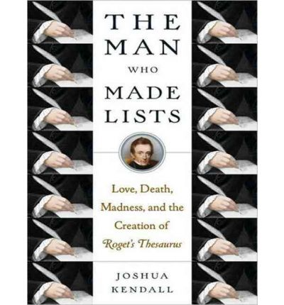 The Man Who Made Lists by Joshua C. Kendall AudioBook CD