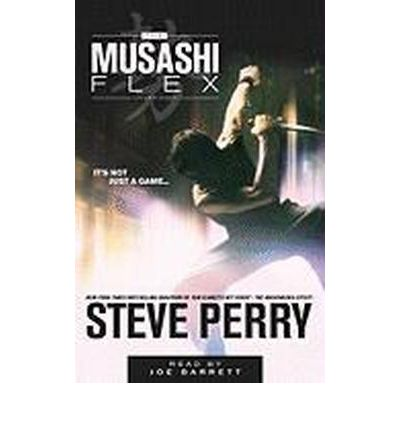 The Musashi Flex by Steve Perry AudioBook Mp3-CD