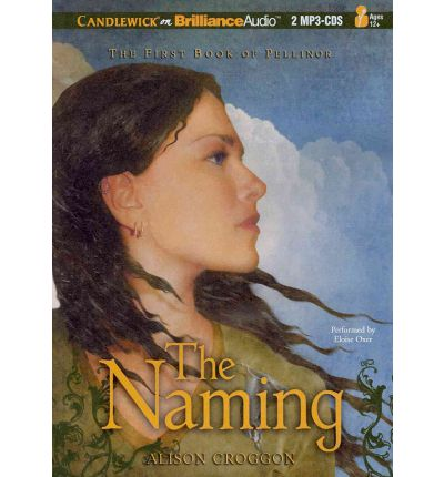 The Naming by Alison Croggon Audio Book Mp3-CD