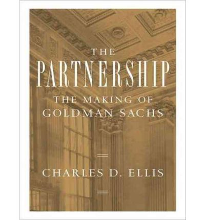 The Partnership by Charles D. Ellis AudioBook CD