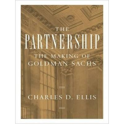 The Partnership by Charles D. Ellis Audio Book Mp3-CD