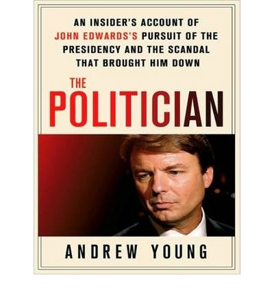 The Politician by Andrew Young AudioBook Mp3-CD