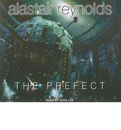 The Prefect by Alastair Reynolds AudioBook CD