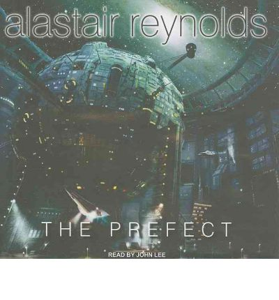 The Prefect by Alastair Reynolds Audio Book CD