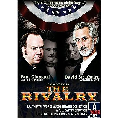 The Rivalry by Norman Corwin Audio Book CD