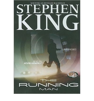 The Running Man by Stephen King Audio Book Mp3-CD