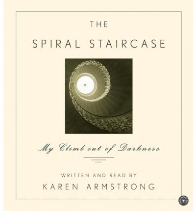 The Spiral Staircase CD by Karen Armstrong Audio Book CD