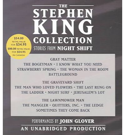 The Stephen King Collection by Stephen King AudioBook CD