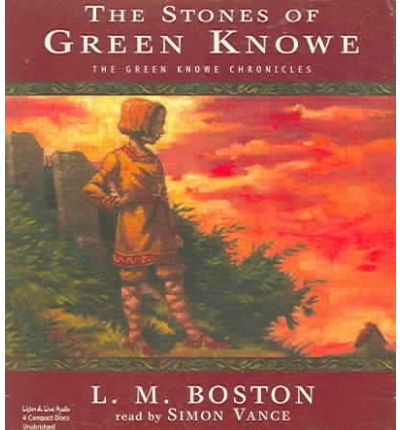 The Stones of Green Knowe by L M Boston AudioBook CD
