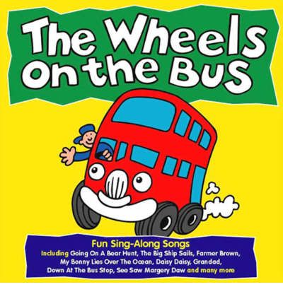 The Wheels on the Bus by  AudioBook CD