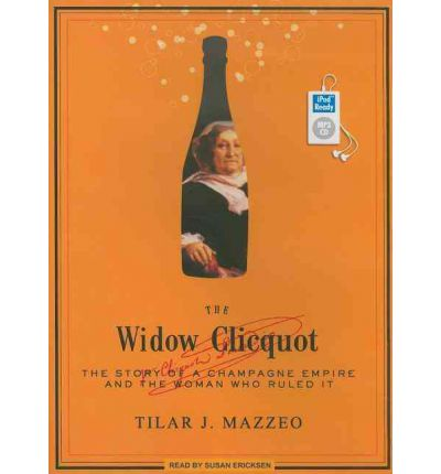 The Widow Clicquot by Tilar J. Mazzeo AudioBook Mp3-CD