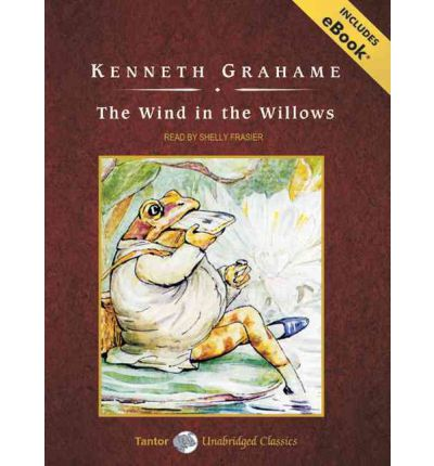 The Wind in the Willows by Kenneth Grahame Audio Book Mp3-CD