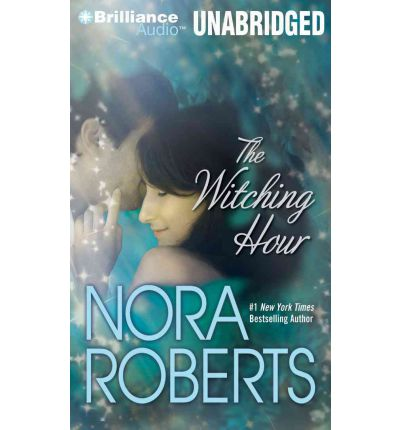 The Witching Hour by Nora Roberts AudioBook Mp3-CD