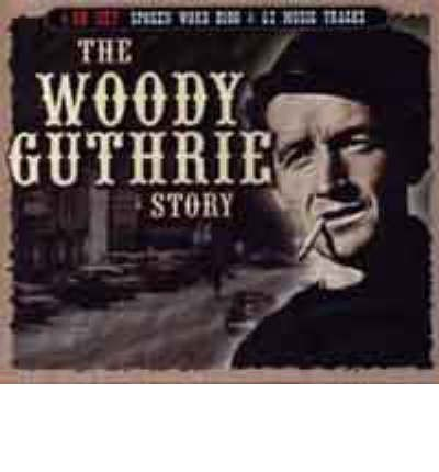 The Woodie Guthrie Story by Jon Garton AudioBook CD