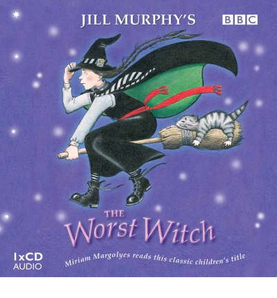The Worst Witch: Complete and Unabridged by Jill Murphy Audio Book CD