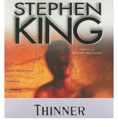 Thinner by Stephen King Audio Book CD