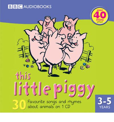 This Little Piggy by  Audio Book CD