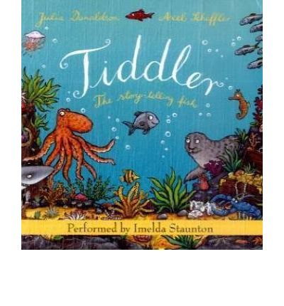 Tiddler by Julia Donaldson Audio Book CD