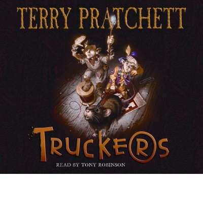 Truckers by Terry Pratchett Audio Book CD