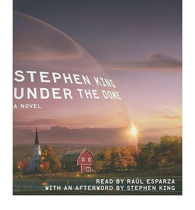 Under the Dome by Stephen King Audio Book CD