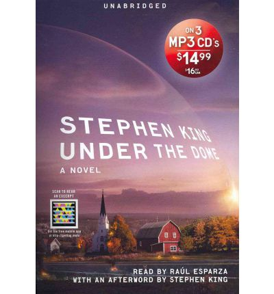 11/22/63 unabridged audio book on MP3 CD by STEPHEN KING (31 Hours) Brand New!