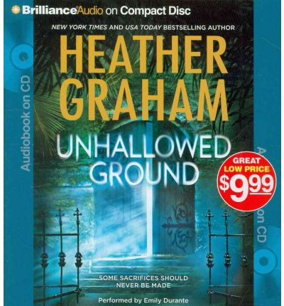 Unhallowed Ground by Heather Graham AudioBook CD