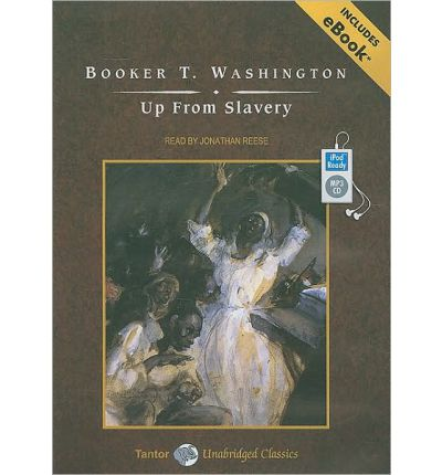 Up From Slavery by Booker T. Washington AudioBook Mp3-CD