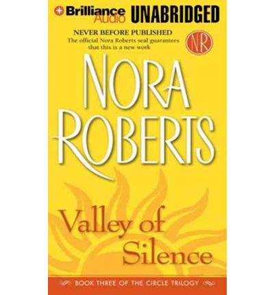 Valley of Silence by Nora Roberts Audio Book CD