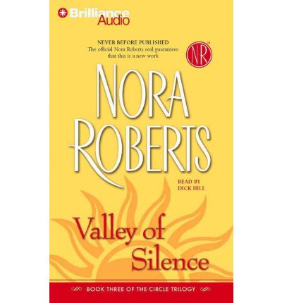Valley of Silence by Nora Roberts AudioBook CD
