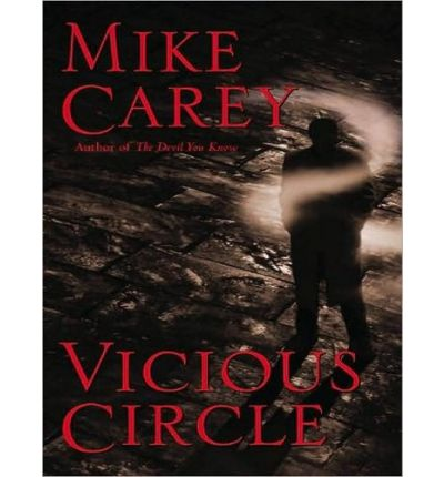Vicious Circle by Mike Carey Audio Book Mp3-CD