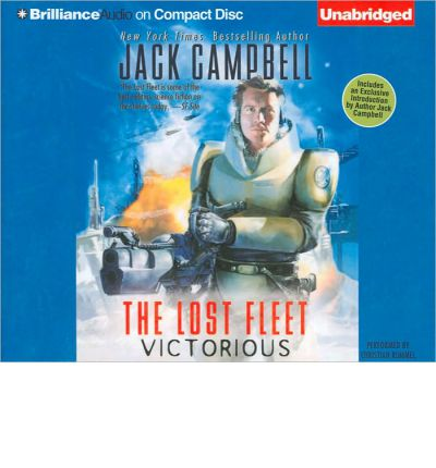 Victorious by Jack Campbell AudioBook CD
