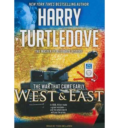 West and East by Harry Turtledove Audio Book Mp3-CD