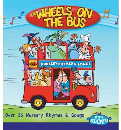 Wheels on the Bus by  AudioBook CD
