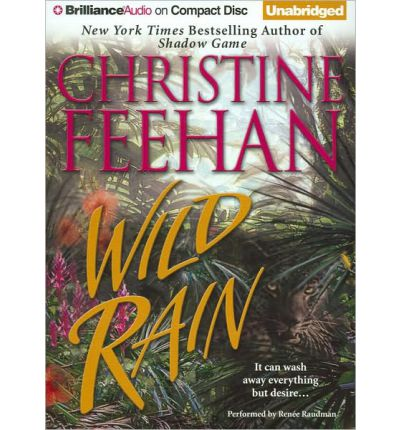 Wild Rain by Christine Feehan Audio Book CD