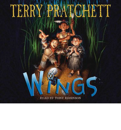 Wings by Terry Pratchett Audio Book CD