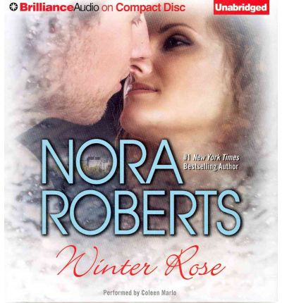 Winter Rose by Nora Roberts Audio Book CD