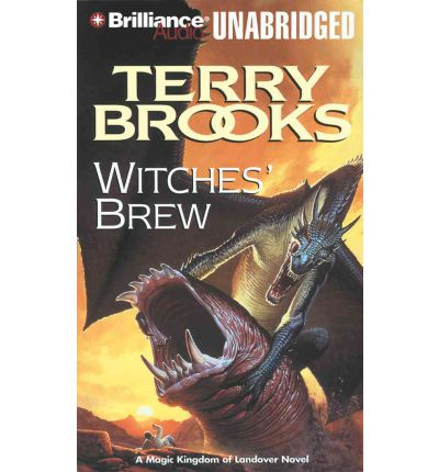Witches' Brew by Terry Brooks Audio Book CD