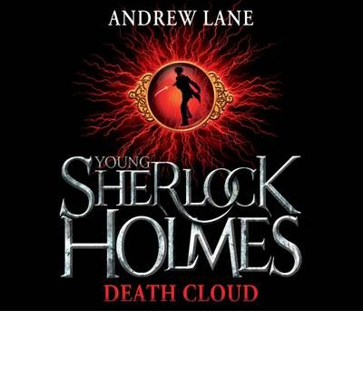 Young Sherlock Holmes: Death Cloud by Andrew Lane AudioBook CD