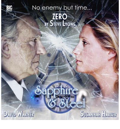 Zero by Steve Lyons Audio Book CD