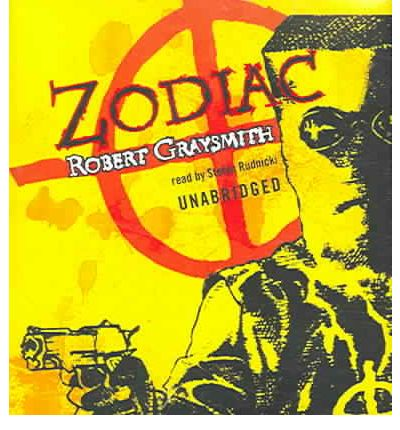 Zodiac by Robert Graysmith AudioBook CD