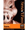 """Animal Farm"" by George Orwell Audio Book CD"