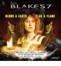"""Blake's 7"": Blood and Earth / Flag and Flame by Ben Aaronovitch AudioBook CD"