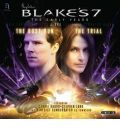 """Blake's 7"": Jenna - The Dust Run/The Trial 1.5 by Simon Guerrier Audio Book CD"