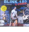 """Blink 182"" X-posed by Chrome Dreams Audio Book CD"