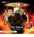 """Doctor Who"" - Pest Control by Peter Anghelides AudioBook CD"