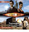 """Doctor Who"": Peacemaker by James Swallow AudioBook CD"