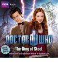 """Doctor Who"": Ring of Steel by  AudioBook CD"