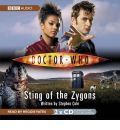"""Doctor Who"", Sting of the Zygons by Reggie Yates Audio Book CD"