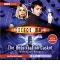 """Doctor Who"", the Resurrection Casket by Justin Richards Audio Book CD"