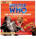 """Doctor Who"" and the Dinosaur Invasion by Malcolm Hulke Audio Book CD"